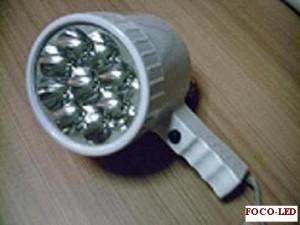 ¡ cortes de luz, utilice este excelente foco de emergencia!
