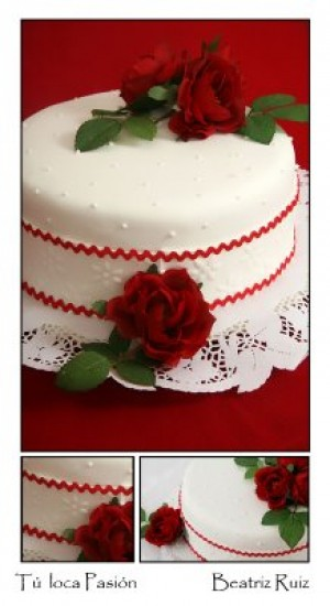 tortas de novios - matrimonios