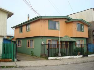 vendo tres casas en un solo sitio de 400mts2 en puerto montt