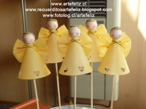 recuerditos para baby shower