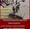 COMPRO EXCEDENTES INDUSTRIALES FERROSOS.fierro-chatarra