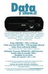 Arriendo Data show mas telon, Todo Santiago www.datayshow.cl