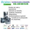 SERVICIO TECNICO REPARACION DE LAVADORAS PRESUPUESTO GRATIS 02-5646729