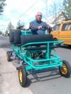 autos y productos a pedales, somos fabricantes en Chile.