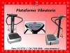 *Plataforma vibratoria Crazy Fit adelgaza, tonifica y rehabilita
