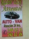 Radio Taxis Attento Transporte