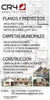 ARQUITECTO REGULARIZACIONES PERMISOS DE OBRAS , PLANOS Y CONSTRUCCION