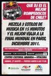 Dj School Chile, te invita a participara al Red Bull Thre3 Style!