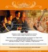 Matrimonio civil en centro de eventos, saxofón + canto