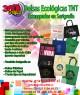 Bolsas ecológicas tnt estampadas en serigrafía  - bolsas ecológicas tn