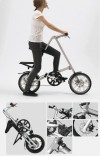 Bicicletas Plegables en chile / Folding Bike /nueva, urbana, ligera, alumin